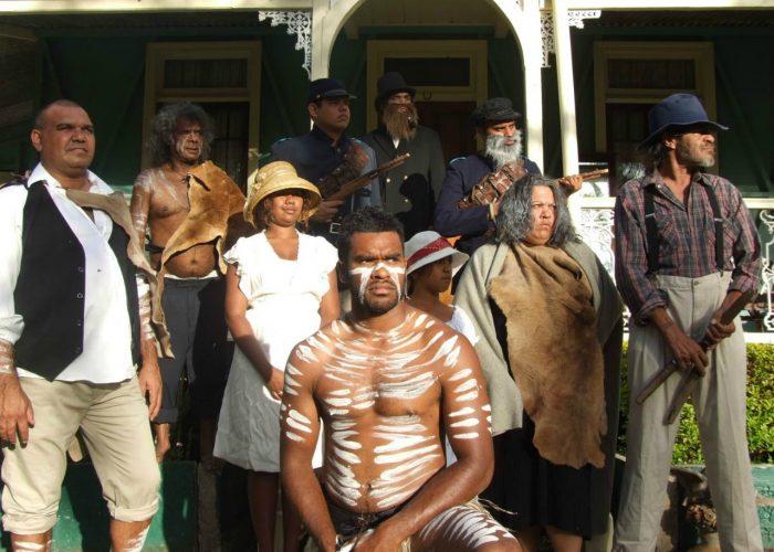 Aboriginal Cultural Experience Eddie Rusker