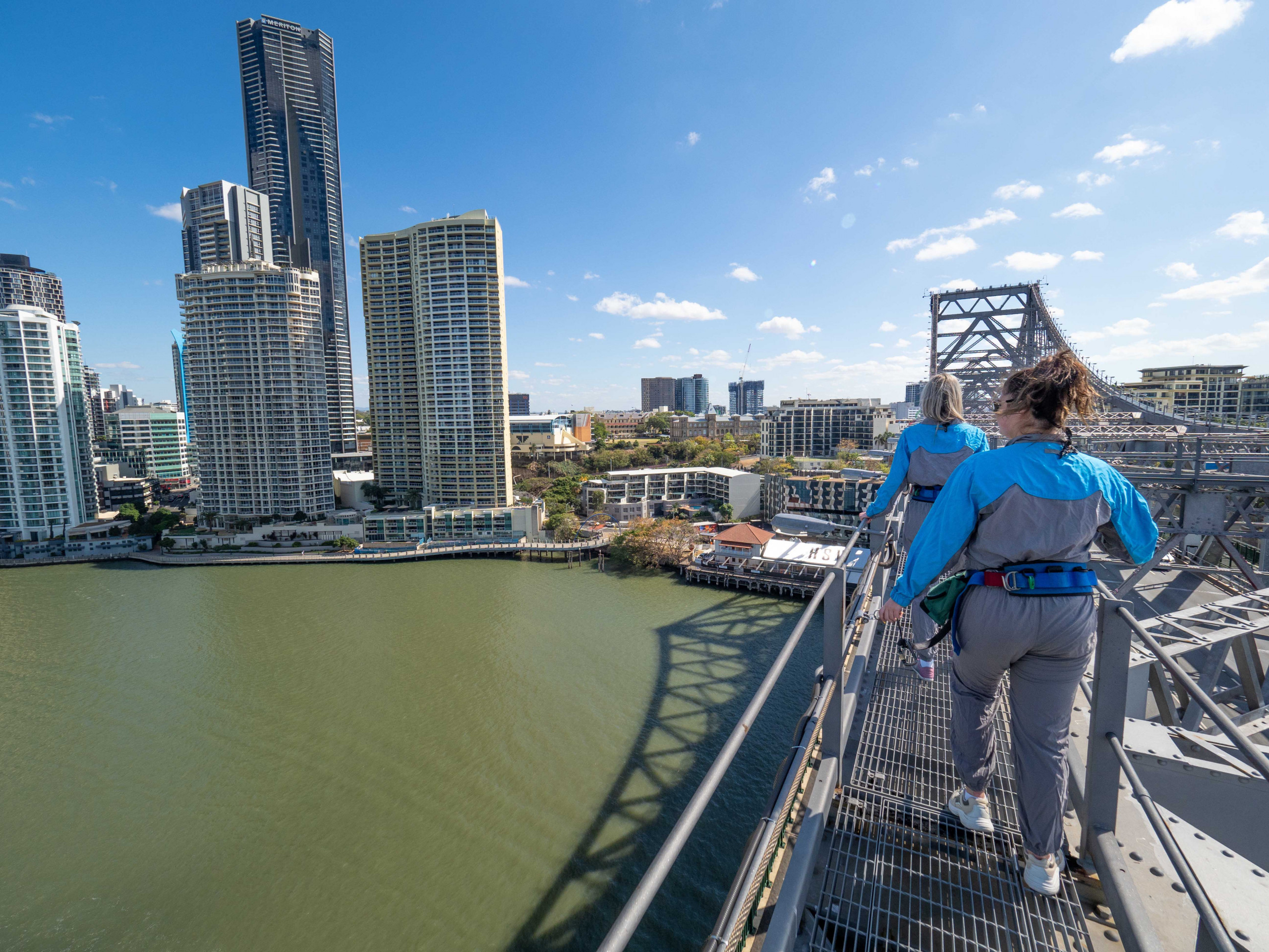 Bridge Climb, Brisbane