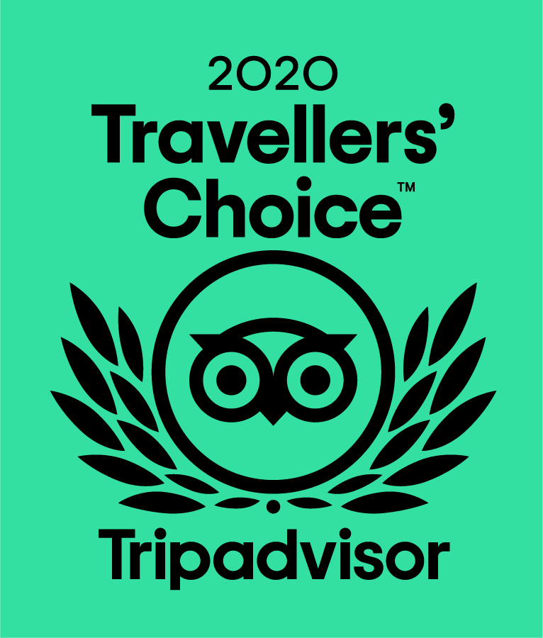 2020 Travellers Choice - Trip Advisor