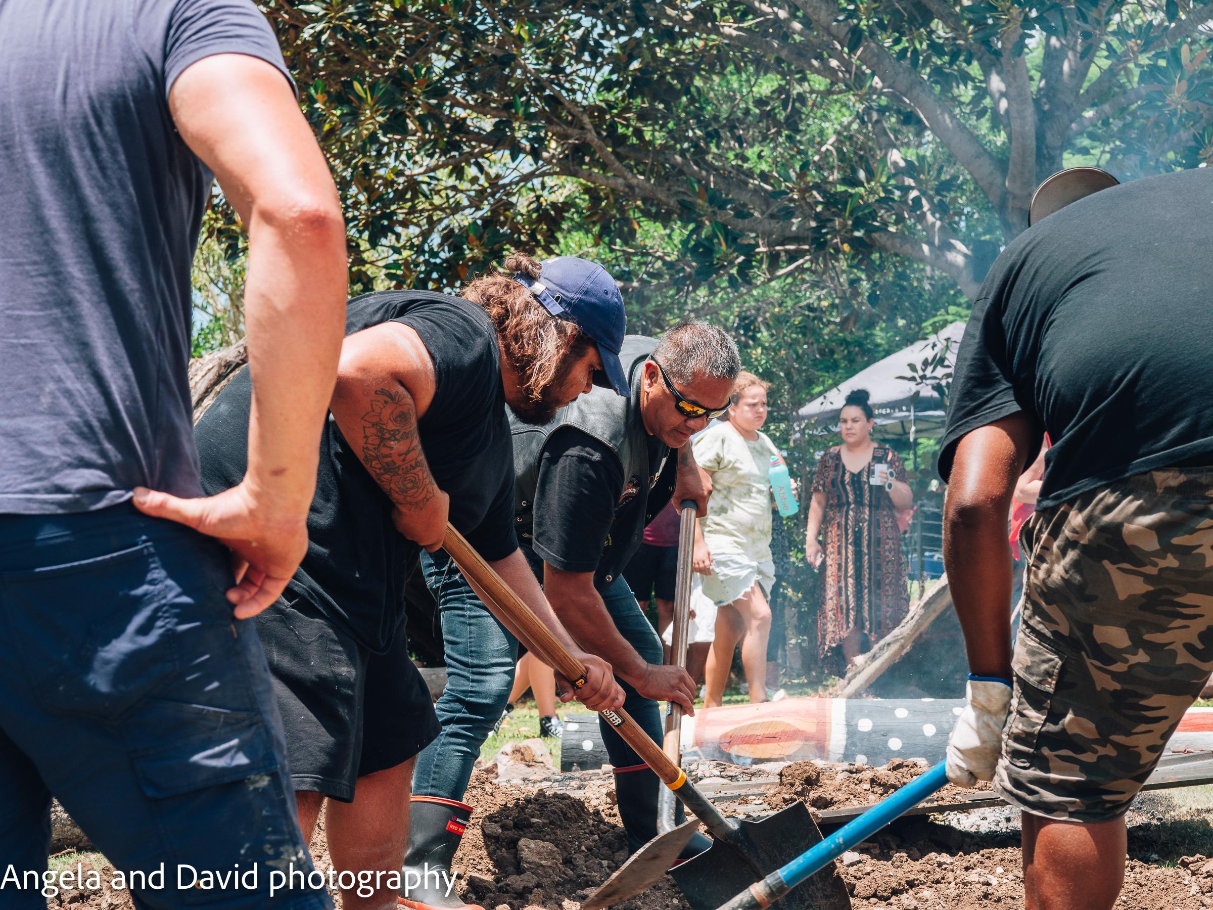 Waitangi Day Spirits of the Red Sand